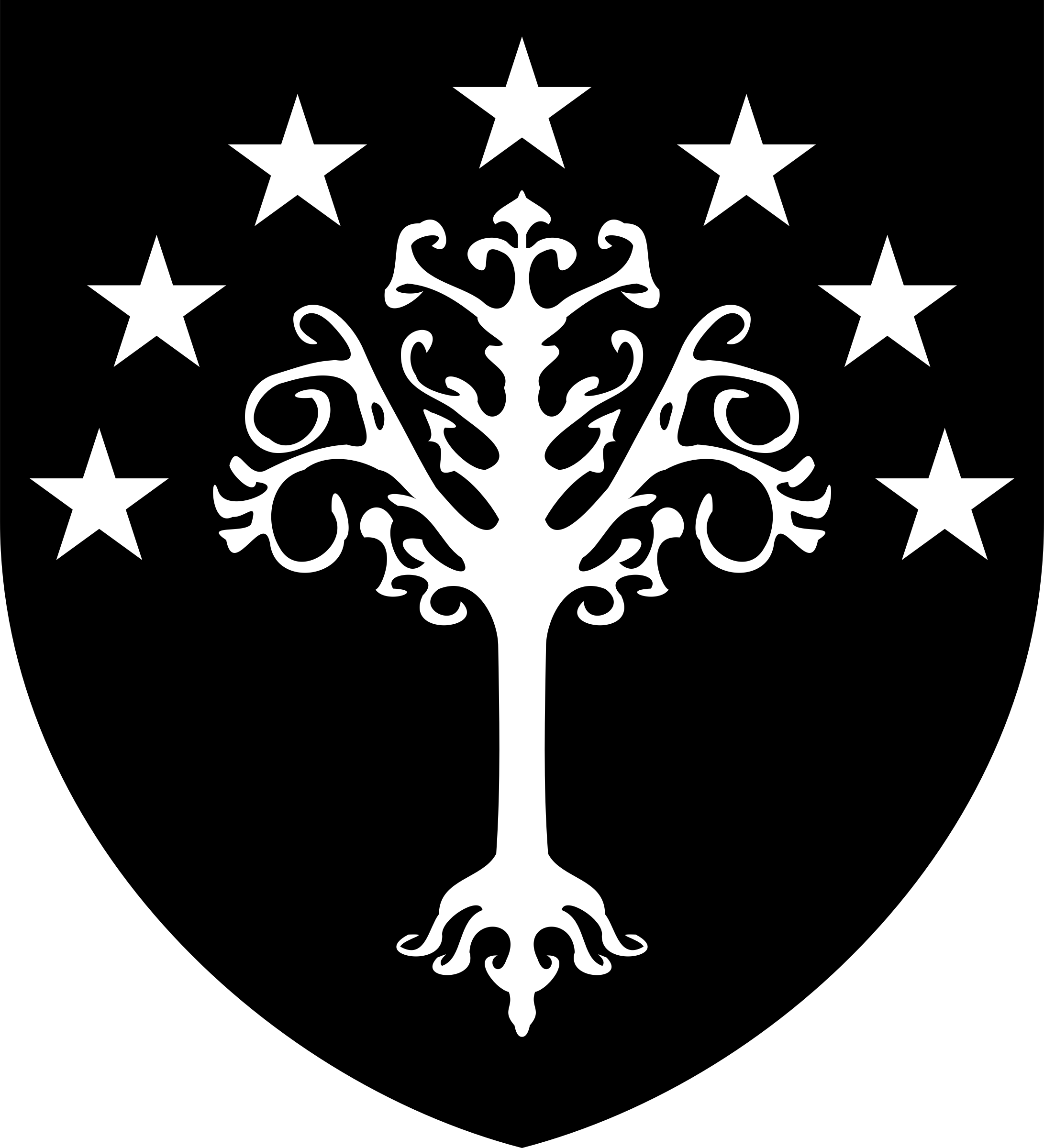 Escudo Gondor by Magirly